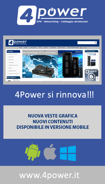 4Power si rinnova